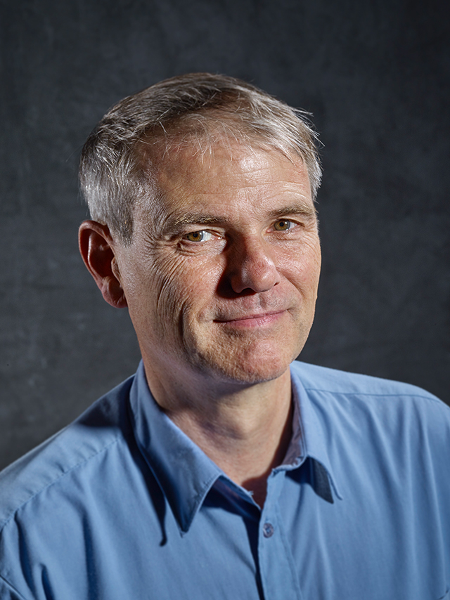 Bertram Kober, Dozent der Neuen Schule für Fotografie